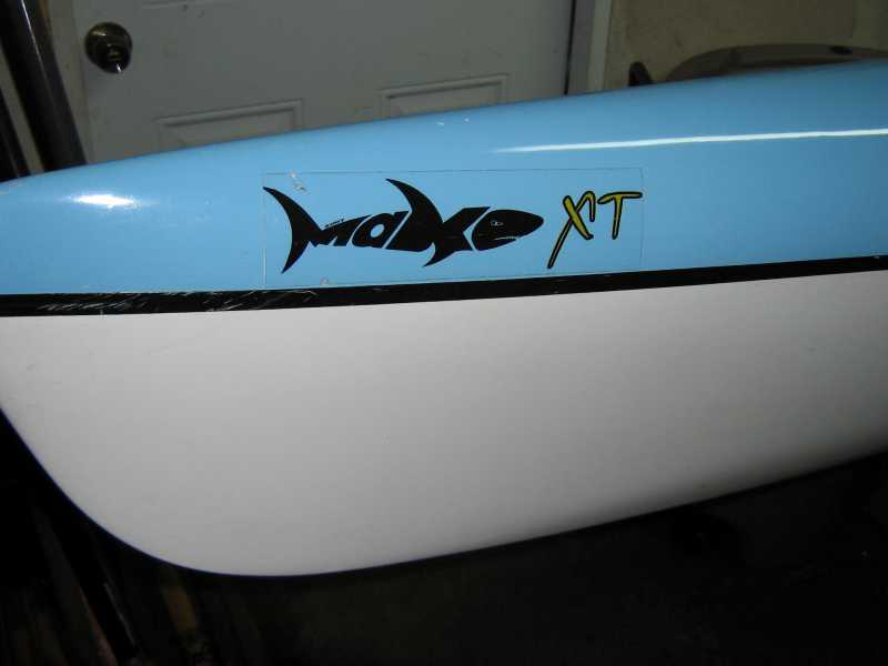 Fenn Mako XT Surf Ski For Saleexcellent Conditionfiberglassmade In South Africa And Reenforced Layup Extra 7 Lbs But Strong